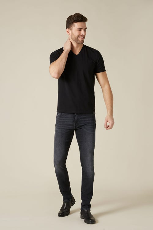 RONNIE LUXE VINTAGE VICTORY BLACK