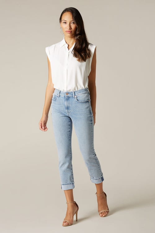 RELAXED SKINNY SLIM ILLUSION PIER