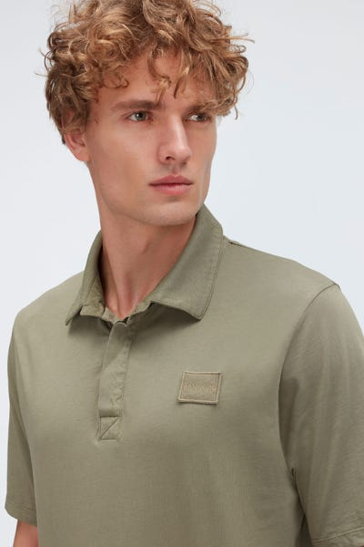 POLO JERSEY  LIGHT ARMY