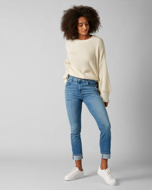 RELAXED SKINNY SLIM ILLUSION FIGUEROA