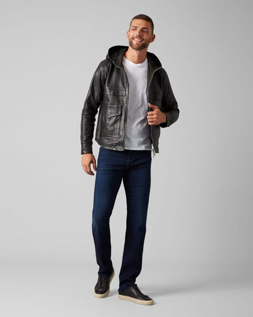 7 for all Mankind - STANDARD LUXE PERFORMANCE PLUS DEEP BLUE