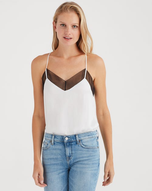 7 For All Mankind - Cami White