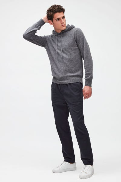 JOGGER CHINO LUXE PERFORMANCE CORDUROY  MIDNIGHT