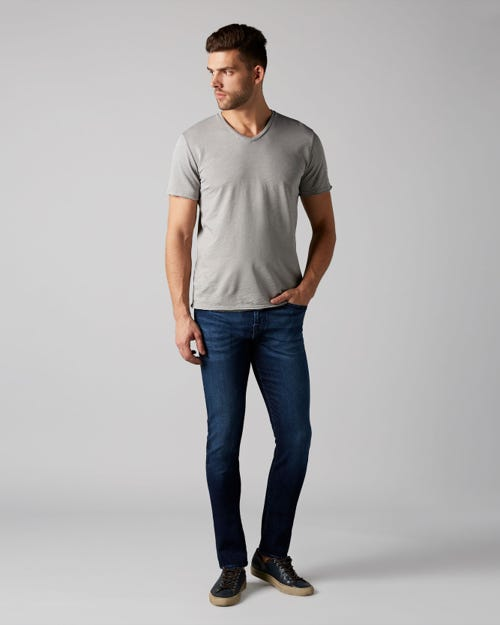 7 For All Mankind - Chad Comfort Luxe Vivid