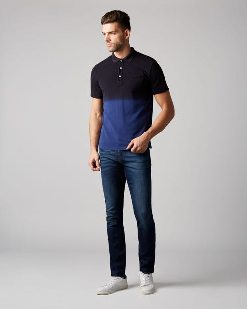 7 For All Mankind - Ronnie Comfort Luxe Vivid