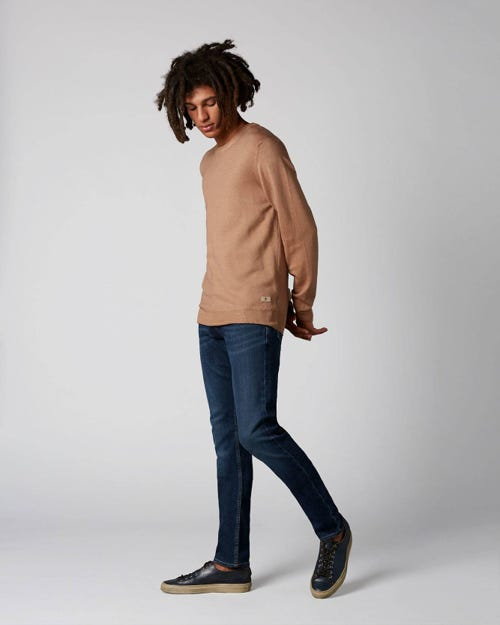 7 For All Mankind - Ronnie Plucky Dark Blue