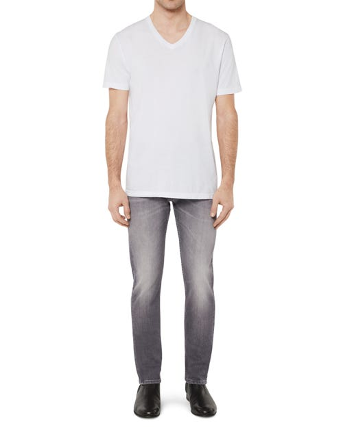 7 For All Mankind - Ronnie Special Edition Rodeo Grey