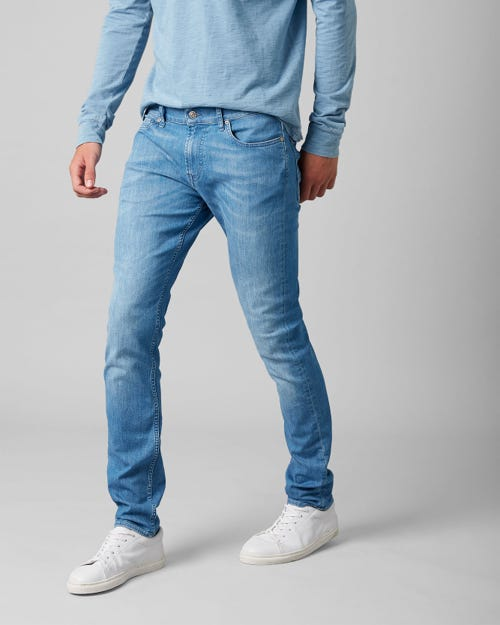 7 For All Mankind - Ronnie Weightless Kuta Light Blue
