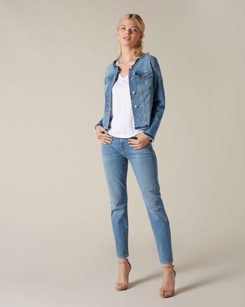 RELAXED SKINNY SLIM ILLUSION DEPARTED