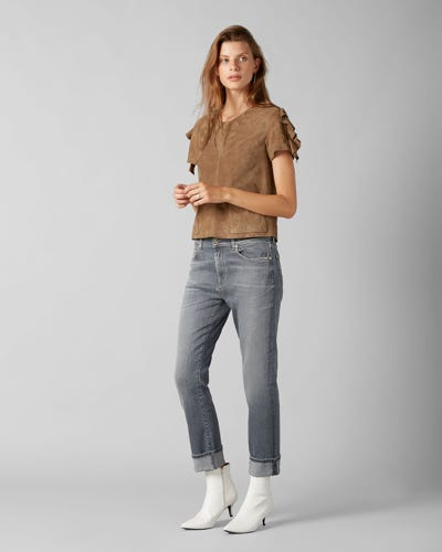 7 For All Mankind - Relaxed Skinny Slim Illusion Wilshire