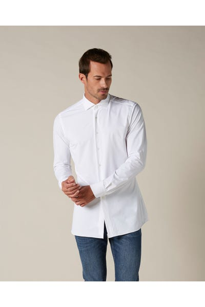SHIRT TECHNICAL WHITE