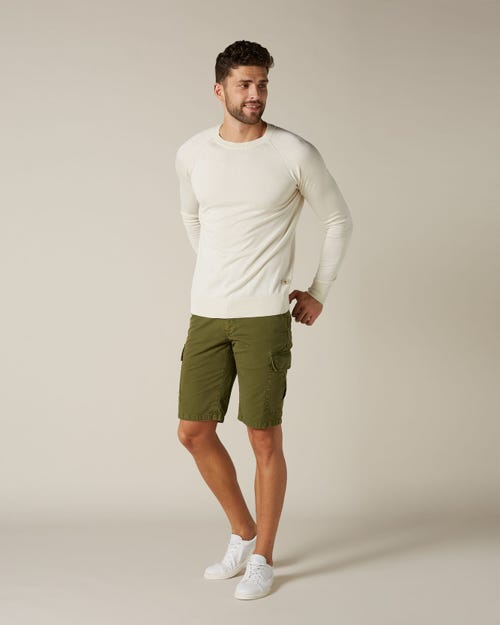 CARGO SHORT LIGHT WEIGHT COLORS MILITARY ARMY