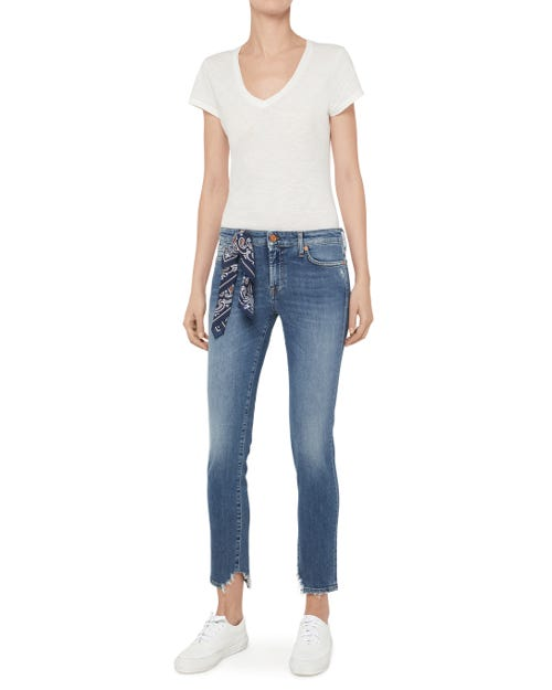 PYPER CROP SLIM ILLUSION NOSTALGIA