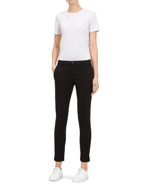 7 For All Mankind - Pyper Chino Black