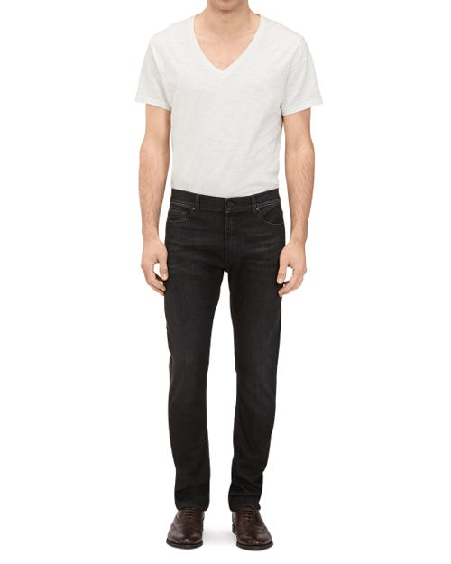 RONNIE XL LUXE PERFORMANCE WASHED BLACK