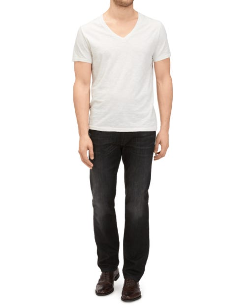 SLIMMY LUXE PERFORMANCE VINTAGE WASHED BLACK