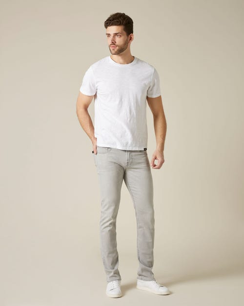7 For All Mankind - Slimmy Weightless Kuta Light Grey