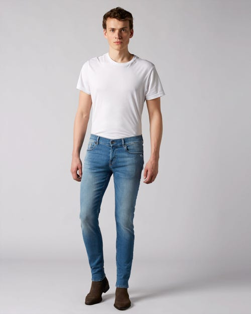 7 For All Mankind - Ronnie Tapered Figueroa