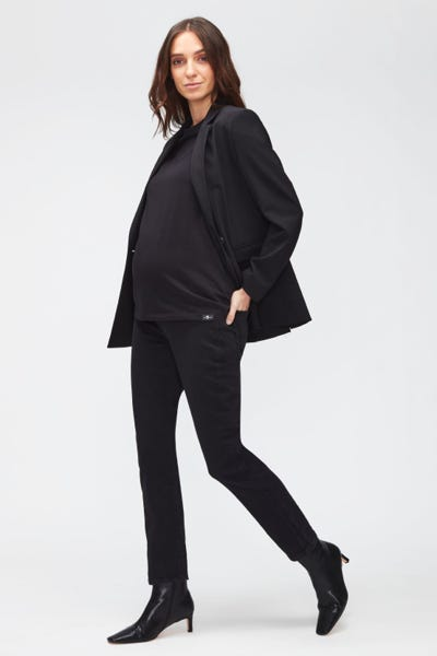 STRAIGHT MATERNITY SLIM ILLUSION LUXE GRAVITY