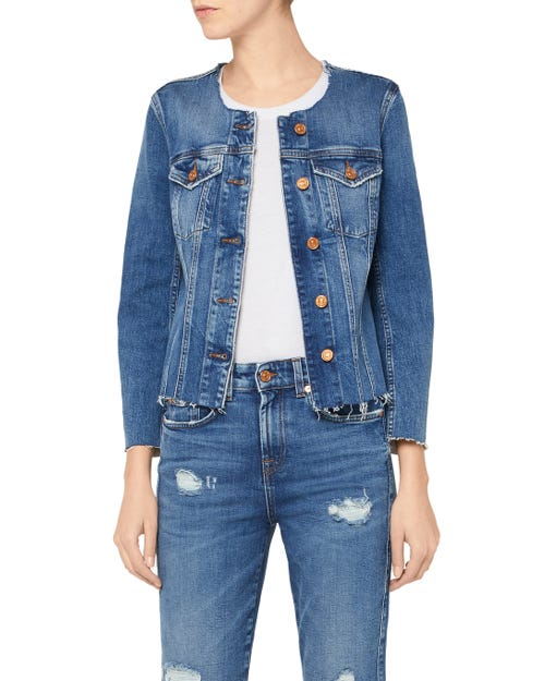 DENIM JACKET STRANGER