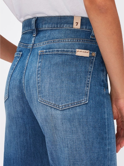 7 For all Mankind - Jeans, Vestes & Vêtements Denim, Jeans Skinny taille haute, Jeans Skinny taille normale, Jeans Slim taille normale, Jeans Straight taille normale, Bootcut Jeans taille normale, Bootcut Jeans taille haute, Jeans Boyfriend taille normale