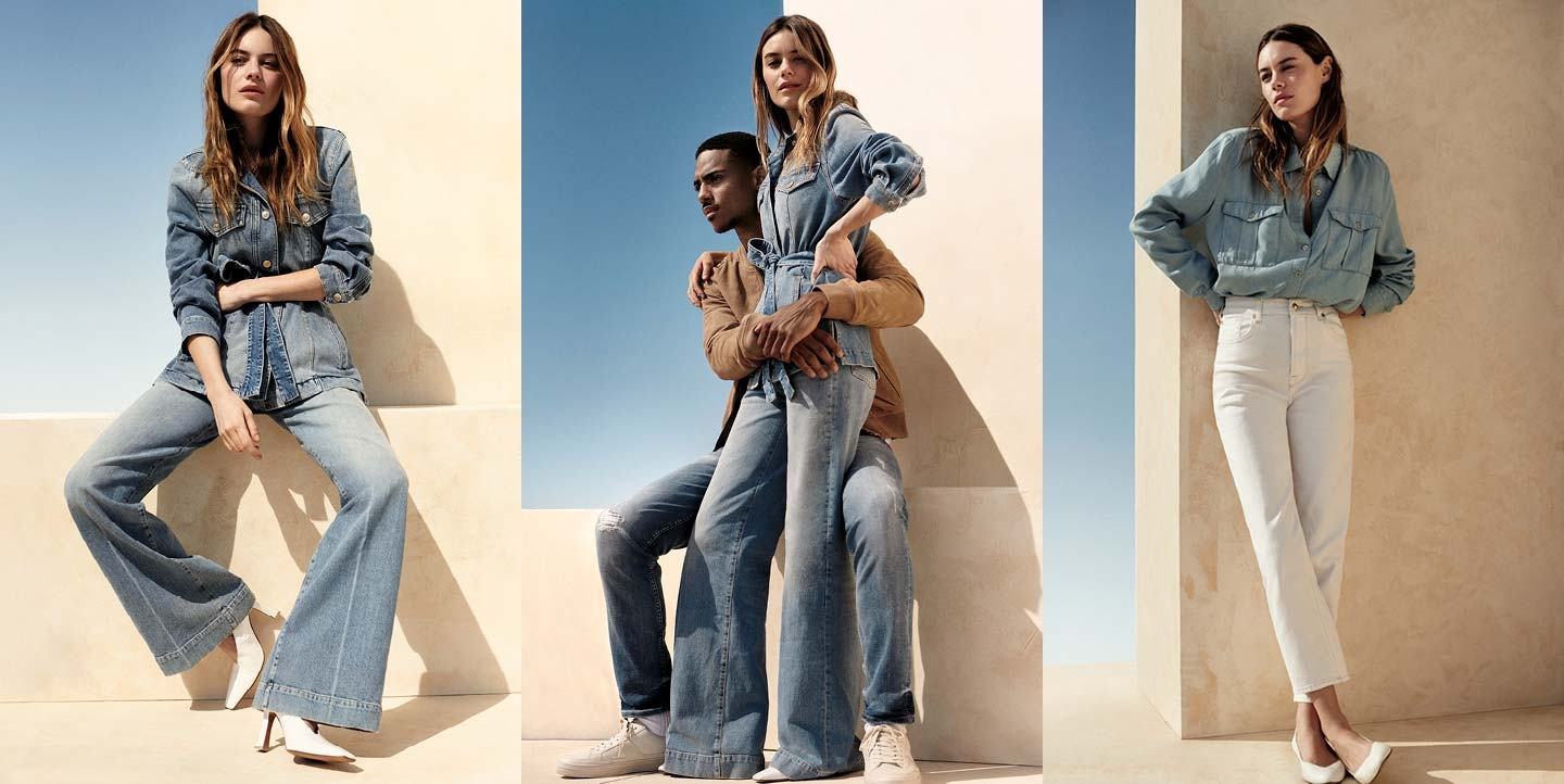7 For all Mankind - Stretch Tek