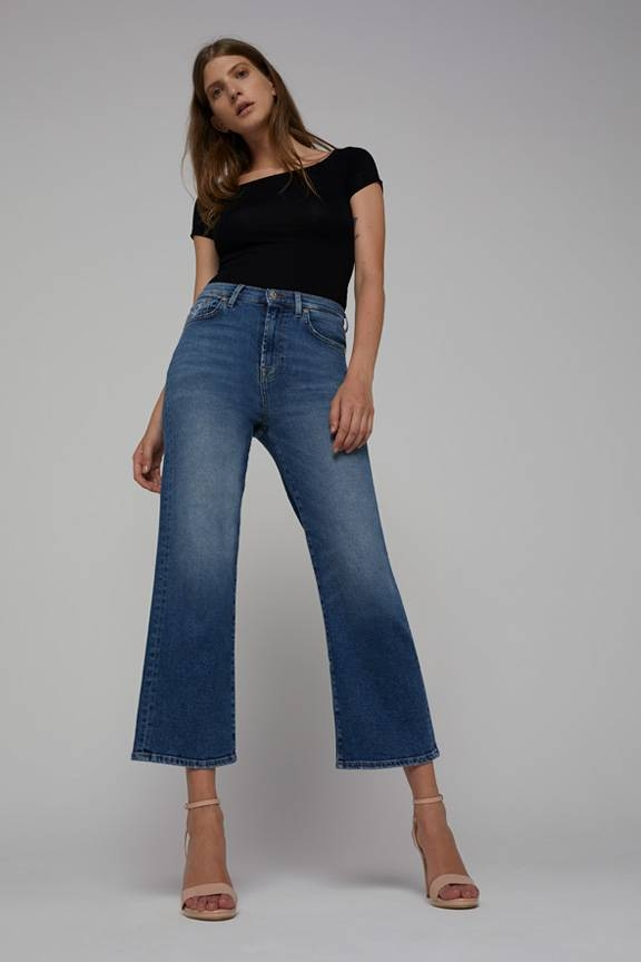 7 Wide legs - 7 For all Mankind - Jeans, Denim Jackets & Clothing, denim jeans, denim jeans men, denim jeans mens, denim jeans for men, mens denim jeans, men denim jeans, men's denim jeans, ripped denim jeans, denim jeans woman, denim jeans women, denim jeans for women, women's denim jeans, womens denim jeans, denim jeans womens, jeans, high waist jeans, jeans high waist,