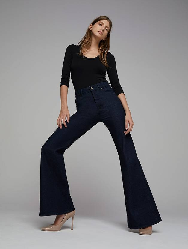 7 Wide legs - High Waist Flare7 For all Mankind - Jeans, Denim Jackets & Clothing, denim jeans, denim jeans men, denim jeans mens, denim jeans for men, mens denim jeans, men denim jeans, men's denim jeans, ripped denim jeans, denim jeans woman, denim jeans women, denim jeans for women, women's denim jeans, womens denim jeans, denim jeans womens, jeans, high waist jeans, jeans high waist,