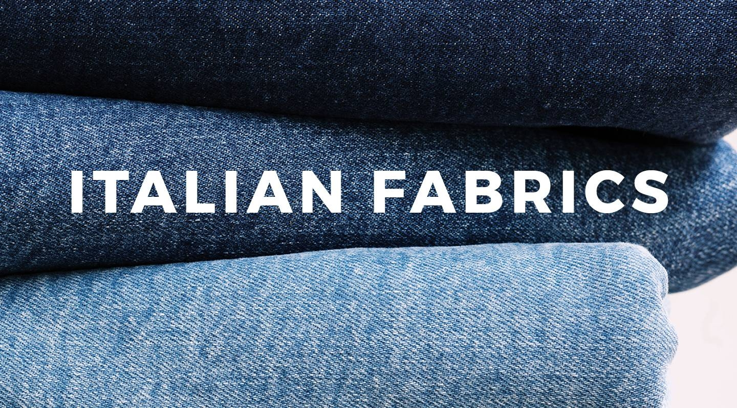 italian fabrics, 7 For all Mankind - Jerséis, Chaquetas & Denim