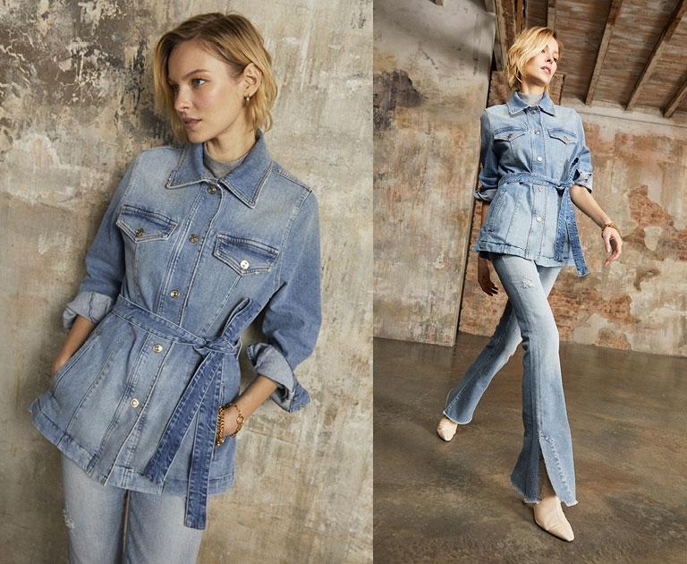 7 For all Mankind - Luxe Vintage