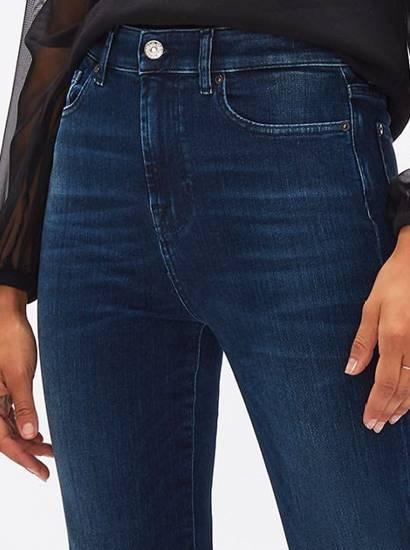 7 For all Mankind - Jerséis, Chaquetas & Denim, Jeans Acampanados tiro alto, Jeans Skinny tiro alto, Jeans Skinny de talle medio, Jeans Slim de talle medio, Jeans Straight de talle medio, Jeans Bootcut de talle medio, Jeans Bootcut tiro alto, Jeans Boyfri